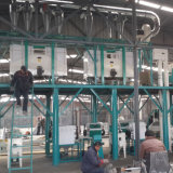 PLC экономии труда кукурузы круп оборудование для обработки данных в Китае