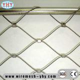 Гибкая сетка кабеля нержавеющей стали Archiectural SS316 используемая для зверинца