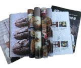Cook Book, Libro de recetas, la impresión de libros Softcover