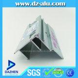 Guine-Markt-Aluminiumfenster-Strangpresßling-Aluminiumstandardprofil