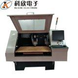 4つのスピンドル高速PCB CNC鋭い機械