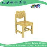 학교 자연적인 나무로 되는 모형 유아 의자 (HG-3905)