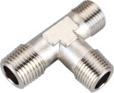 Ce/RoHS (HTFB08-02)를 가진 압축 공기를 넣은 금관 악기 이음쇠