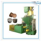 Bloc vertical de puce de fer de moulage de presse faisant la machine