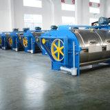 Machine à laver industrielle 100kg de textile pour l'hôtel, extracteur de rondelle (GX, XTQ)