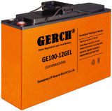 12V 150ah Gel-Batterieleitungs-saure Batterie für Sonnenenergie, UPS, Wind-Energie, ENV, Telekommunikation, medizinisches Gerät