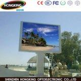 P4 al aire libre de alta definición Pantalla LED de color Mostrar publicidad