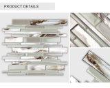 Niedriger Preis-Luxuxgroßhandelsart-handgemalte glatte Glasmosaik-Fliese