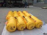 Testes de Carga de baleeiras de PVC sacos de água