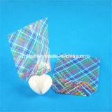 Sacchetto di imballaggio per alimenti del cellofan di BOPP con la parte inferiore di carta dura