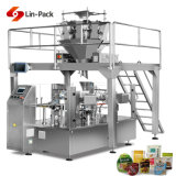 Linea di produzione impaccante rotativa automatica di Solid&Granule