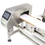Le détecteur de métal avec une vérification de peseur