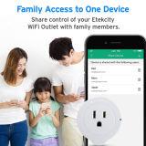 MiniAfzet van de Stop van WiFi de Slimme met de Controle van de Energie