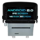 Automobile DVD del Android 8.0 di memoria di Witson otto per lo schermo della ROM IPS dello schermo di tocco della ROM 1080P di Opel Mokka 4G 32GB