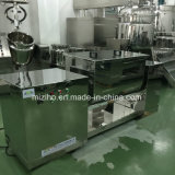 Cinta helicoidal horizontal médico estético de alimentos máquina mezcladora de polvo seco