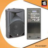 15 Zoll BerufsBluetooth 5 Echo-aktiver Plastiklautsprecher PS-0215ebt des Band-EQ