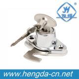 사무실 서랍 자물쇠 또는 고품질 다이아몬드 모양 서랍 자물쇠 (YH3020)