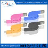 MfiはiPhoneのための電光引き込み式ケーブルにApple USBによって証明した