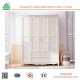 Fantastische moderne Lack-Garderoben-festes Holz, das in Wandschrank für Verkauf geht