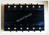 12 каналов данный GPS/блокировки всплывающих окон для 2g+3G+2.4G+4G+GPS ++VHF UHF
