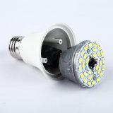 Luz de bulbo do diodo emissor de luz do filamento do brilho elevado A60 E27