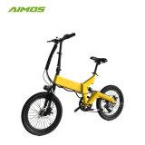 [36ف] 20 '' [250و] مصغّرة [فولدبل]/يطوي درّاجة كهربائيّة