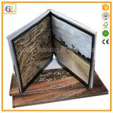 Alto servizio di stampa del libro di arte di Qaulity (OEM-GL027)
