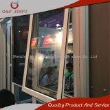 Perfil de Metal Alumínio Tilt-Turn Casement e janelas com vidro duplo