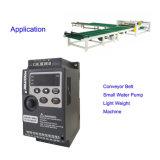 S800e kompakte Größe 3 Phase 0.75kw 1.5kw Wechselstrom-Laufwerk-Niederfrequenzinverter