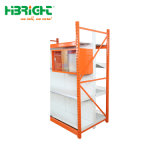 Rack de depósito de rack de Hardware Integrado para Supermercado