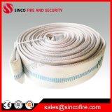 Tuyau d'incendie de Layflat de garniture de PVC