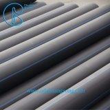 PE de plástico de alta pressão do tubo de água subterrânea