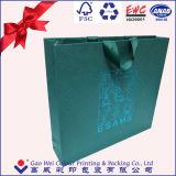 Bolsa de papel de encargo del diseño del papel especial de la alta calidad