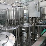 Monobloque de 3 en 1 SUS304 vaso grande de la máquina de llenado de agua con la velocidad de la HBP 6000