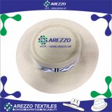 Sombrero de Panamá de papel de la paja (AZ034A)