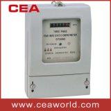 Trois Phase kilowatt heure compteur électronique (DTS999)