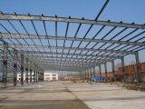 Edificio prefabricado de la estructura de acero para el taller (FLM-047)