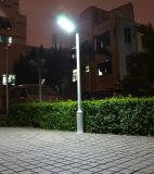 Indicatore luminoso umano esterno Integrated solare del sensore della lampada di via