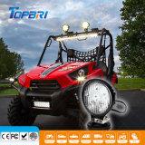 "Selbst-SUV 4 "" 18W runde LED Traktor-Arbeits-Lichter"