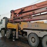 Sany 상표 무거운 건축기계 사용된 구체 펌프 트럭 42 미터