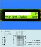Stce24200 het Type LCD van Karakter met AchterLicht