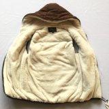 Invierno personalizado a los hombres con chalecos sudaderas con capucha