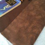 Velluto molle eccellente impresso lavorato a maglia