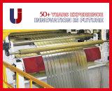 Metallring-Aufschlitzen und Schnitt zur Längen-Maschine