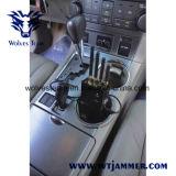 手持ち型GPSの妨害機GPS L1/L2/L5のシグナルの妨害機およびLojackの妨害機