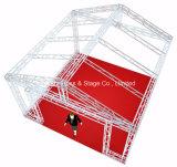 fascio di alluminio del quadrato del fascio dello zipolo 200X200
