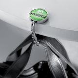 Sostenedor elegante del bolso con un gancho de leva plegable dividido en segmentos