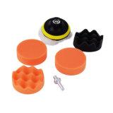 Almofadas de espuma de polimento de alta qualidade/rodas de esponja de polimento de Papelão Ondulado