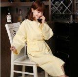 昇進のホテル/ホーム/Sunaの綿のワッフルのカップルの浴衣/パジャマ/Nightwear