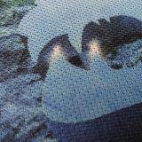 Изготовленный на заказ коврик для мыши с ровной поверхностью и сшитым вариантом скорости среднего размера ярлыка краев изготовленный на заказ